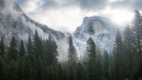 Yosemite Wallpaper 2