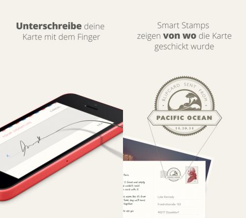 blipcard Screen2