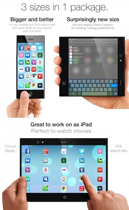 faltfares iPhone 6