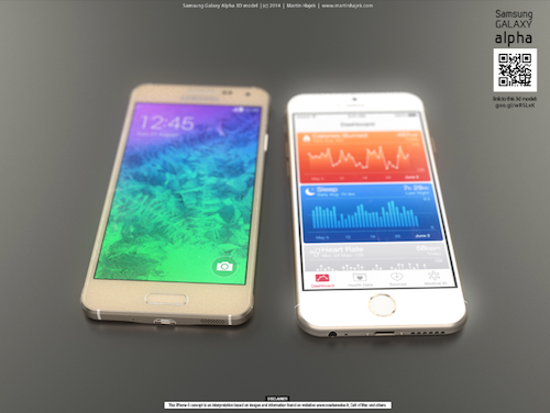martinhajek.com iPhone 6 vs Galaxy Alpha