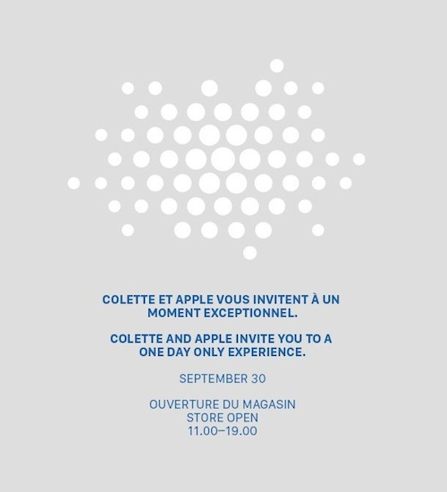 Colette Event