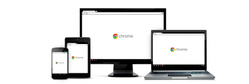 Google Chrome Bild