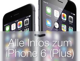 Alle Infos zum iPhone 6 kompakt