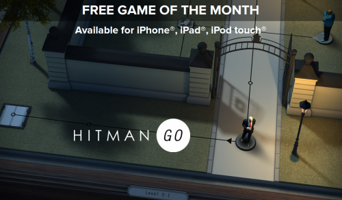 IGN Hitman Go
