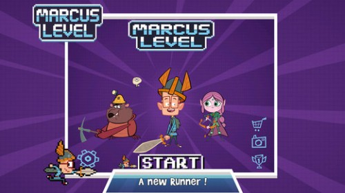Marcus Level Screen1