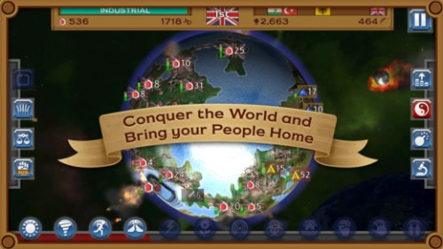 Rapture World Conquest Screen1