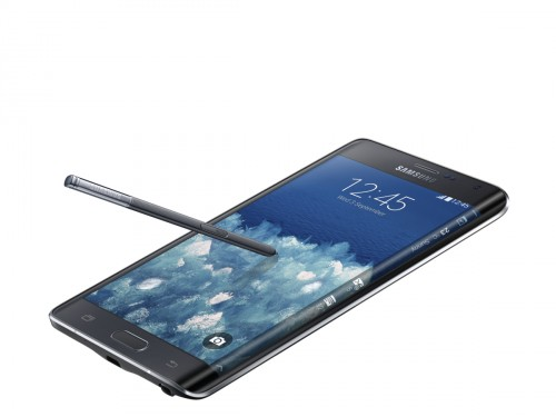 Samsung Galaxy Note Edge Bild