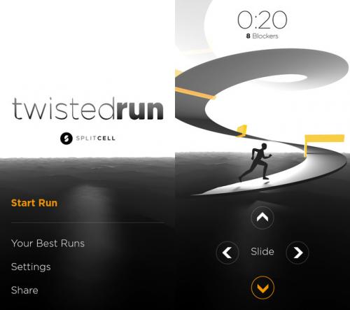 Twisted Run screen1