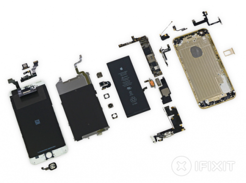 iFixit iPhone 6 Teardown 3