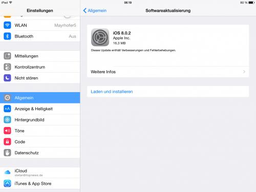 iOS 8.0.2 da