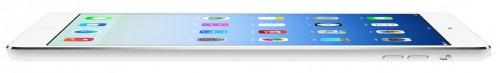 iPad Air flach