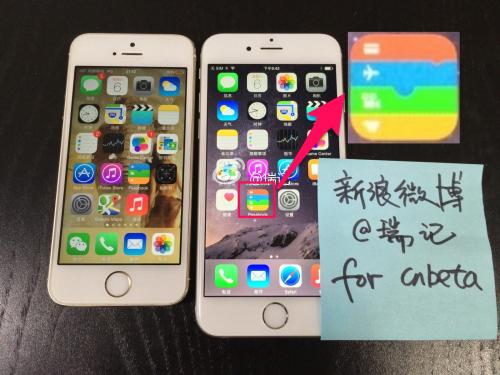 iPhone 6 Passbook Leak 2