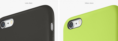 iPhone 6 erste Cases Apple