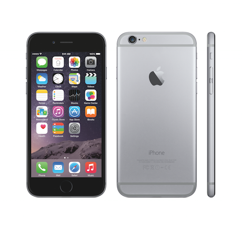 iPhone 6 und iPhone 6 Plus Ansicht 3