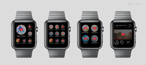 App Apple Watch Design1
