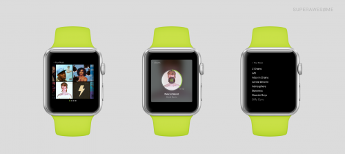 App Apple Watch Design2