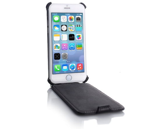 Aviato Leder Case iPhone 6