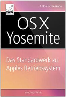 Cover OS X Yosemite Ochsenkuehn