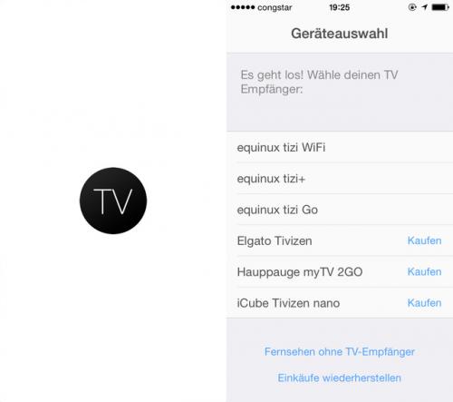 Fernsehen Screen1