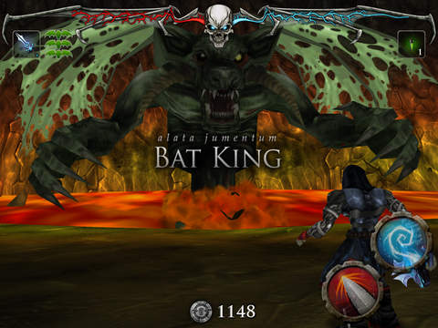 Hail to the King Deathbat Screen2