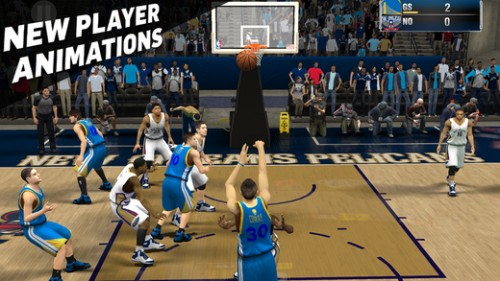 NBA 2K15 Screen1