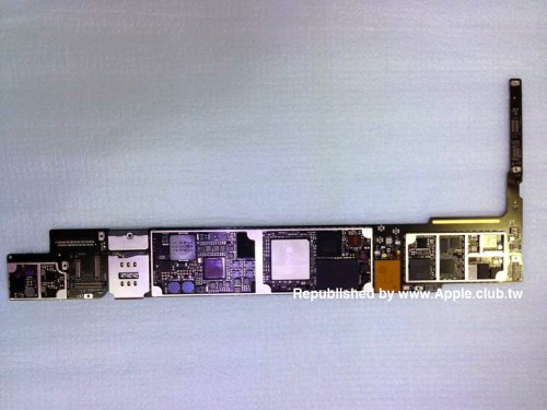 iPad Air 2 Leak Foto2
