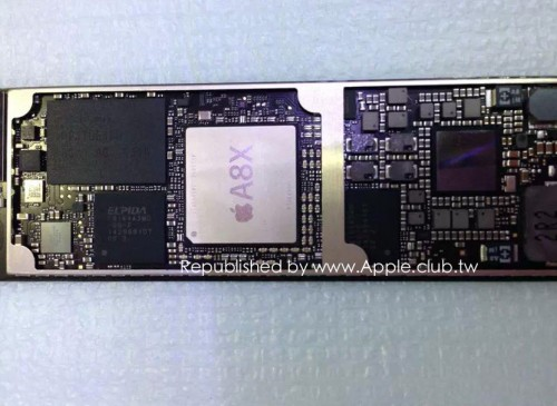 iPad Air 2 SOC Leak