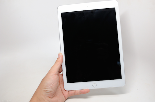 iPad Air Testmodell 1