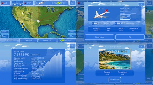 Airline Director Screen2