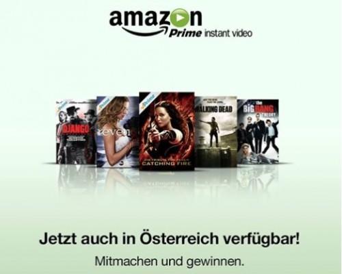 Amazon Prime Oesterreich