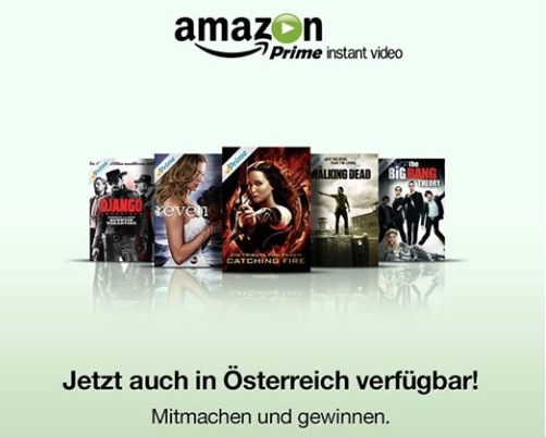 amazon prime instant video neu in sterreich itopnews. Black Bedroom Furniture Sets. Home Design Ideas