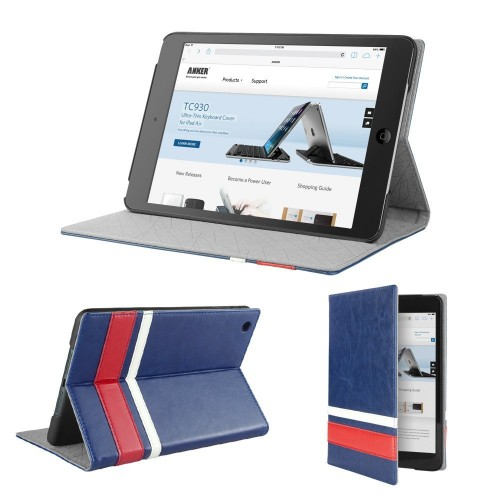 Anker iPad Mini PU Leder Case