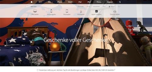 Apple Store Deutschland Store Front