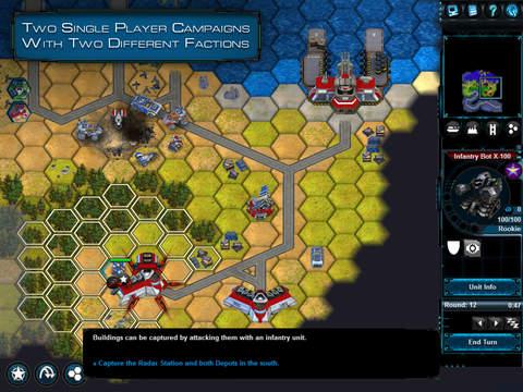 Battle Worlds Cronos Screen1