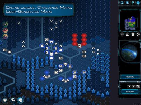 Battle Worlds Cronos Screen2