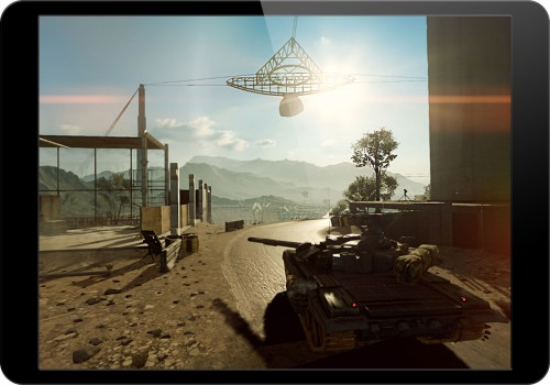 Battlefield 4 iOS