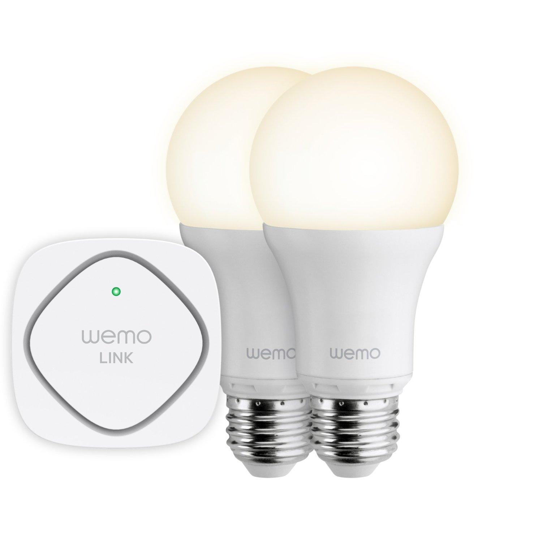 Belkin WeMo: Leucht-Set für smartes Home bestellbar