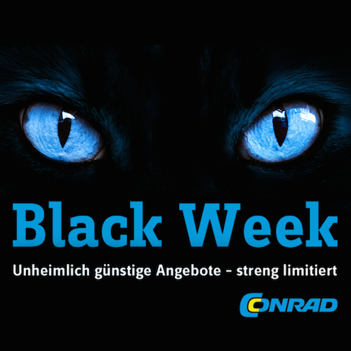 Black Week Icon