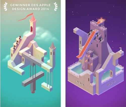 Monument Valley neue Level