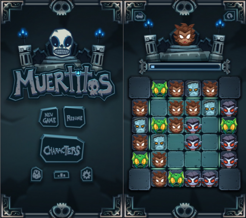 Muertitos Screen1