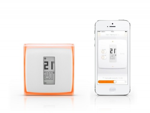 Netatmo Thermostat Bild