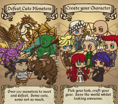 Super Glyph Quest Screen