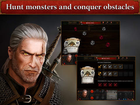 The Witcher AG Screen2