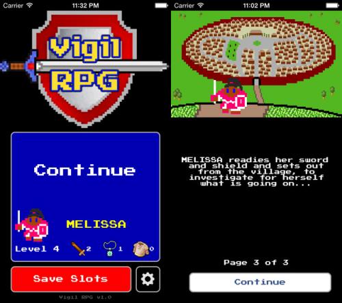 Vigil RPG Screen1