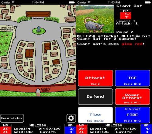 Vigil RPG Screen2