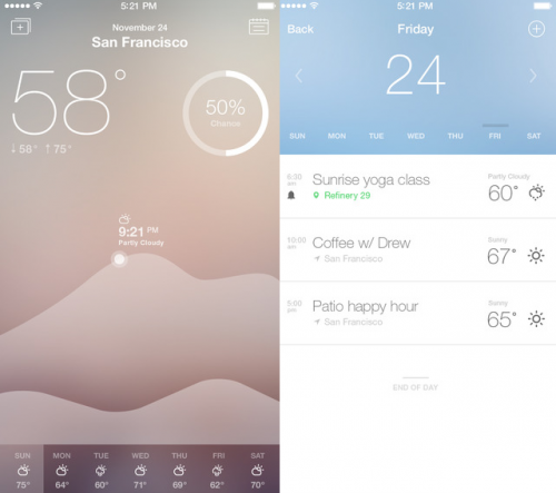 Weather or Not Screen1