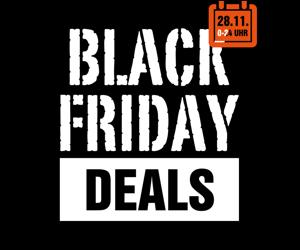 Black Friday bei Cyberport: am 28. November von 0 bis 24 Uhr