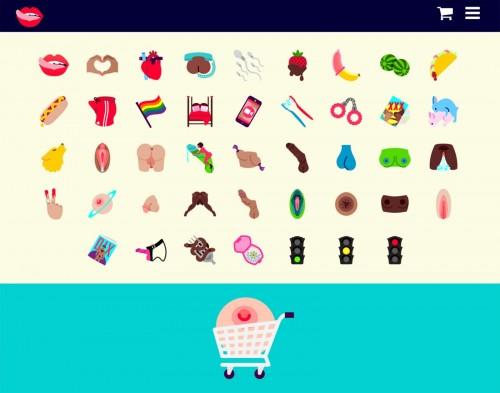 flirtmoji emoji