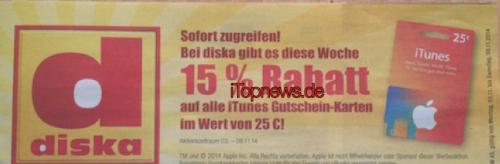 iTopnews diska rabatt