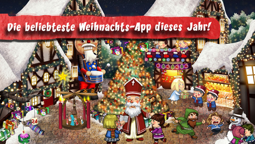 xmas app f r kids l utet weihnachten liebevoll ein itopnews. Black Bedroom Furniture Sets. Home Design Ideas